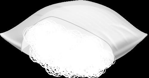 fibre cuscino